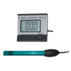 Аквариумный монитор электропроводности EC-1383BW