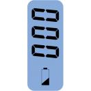 Водонепроницаемый портативный кондуктометр EC-989