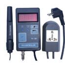Настенный рН контроллер с управляемым блоком розетки PH-201
