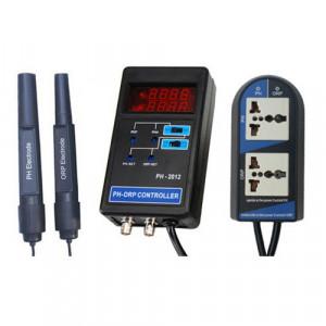 Настенный рН/ORP контроллер с управляемым блоком розеток PH-2012