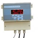 Настенный рН контроллер с управляемым блоком розетки PH-201W