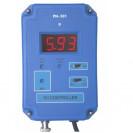 Настенный рН контроллер с управляемым блоком розетки PH-301