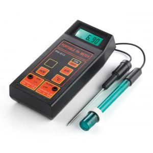 Портативный pH метр, ОВП метр, термометр PH-013