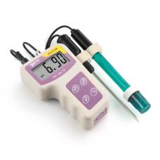 Портативный pH метр, ORP метр, термометр PH-013M