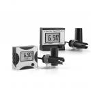 Аквариумный монитор уровня рН и температуры PH-025T