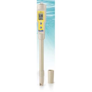 Водонепроницаемый pH-метр, термометр с длинным электродом PH-035L