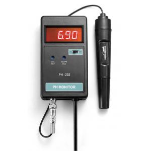 Настенный рН монитор PН-202