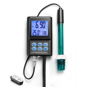Настенный рН контроллер с управляемым блоком розеток PH-221