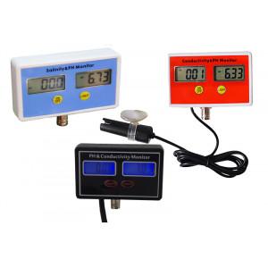 Монитор уровня рН и солесодержания PH-2771