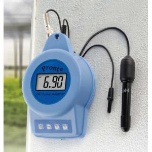Монитор уровня pH и температуры PH-981402